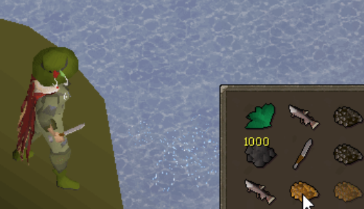 3 Tick Fishing - most efficient OSRS fishing method