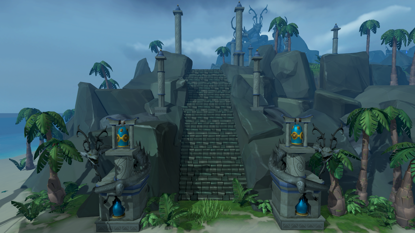 Guide to RuneScape Elite Dungeons: Temple of Aminishi | Ez Rs Gold