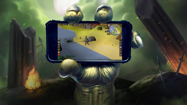 OSRS Mobile is OUT!