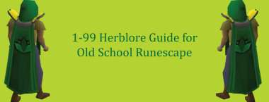 OSRS Herblore 1-99 Guide 2021